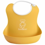 BabyBjörn Soft Bib in Yellow