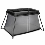 BabyBjörn Travel Crib Light - Black