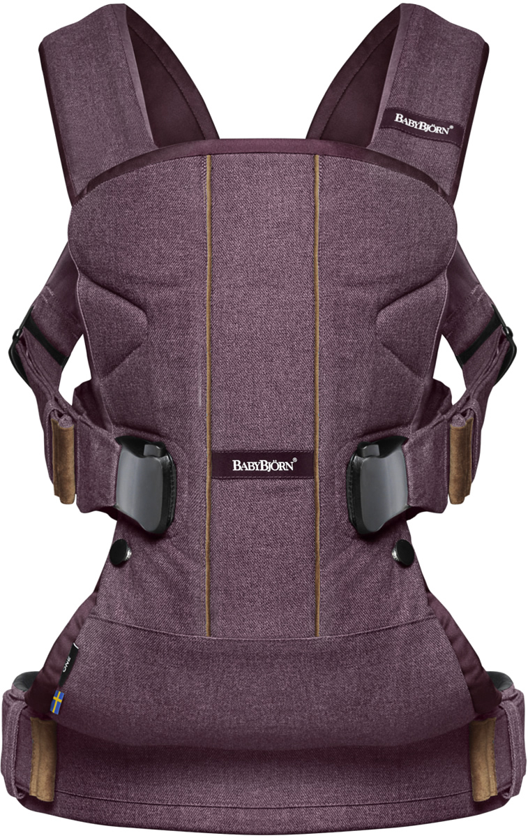 Baby Bjorn Baby Carrier One - Blackberry Red