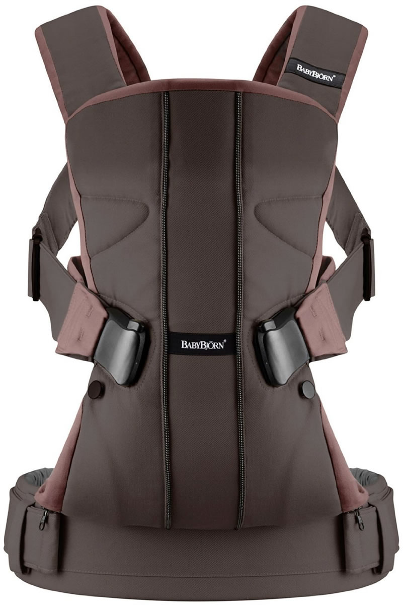 Baby Bjorn BabyBjörn Baby Carrier One - Dark Brown