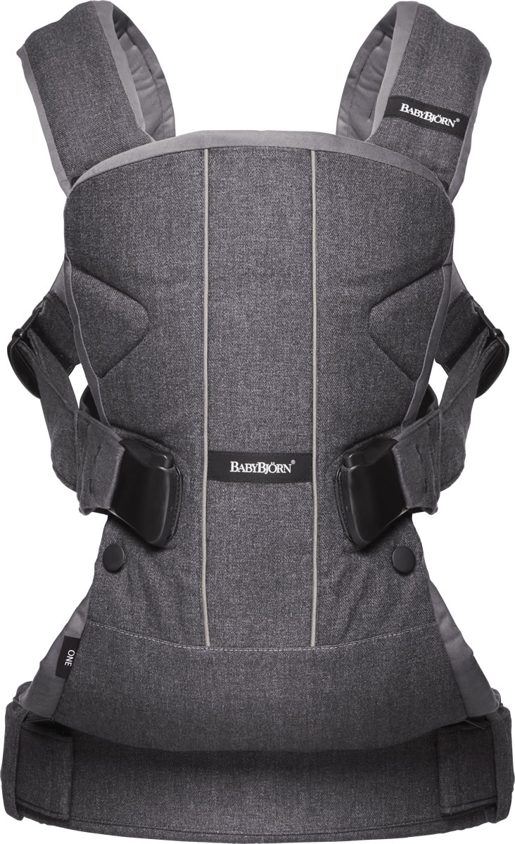 Babybjorn Baby Carrier One Denim Grey