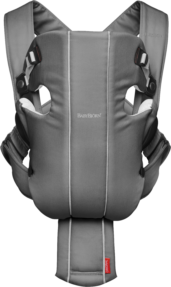 Babybjorn Baby Carrier Original Dark Grey