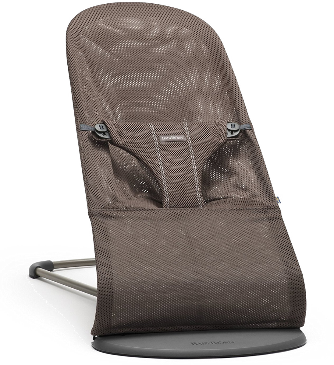 Baby Bjorn Bouncer Bliss - Cocoa, Mesh