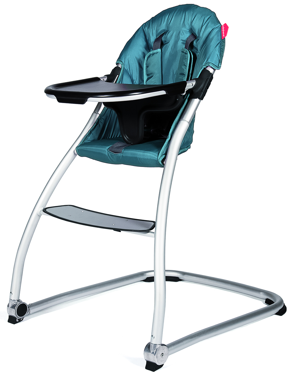 BabyHome Taste High Chair - Sky