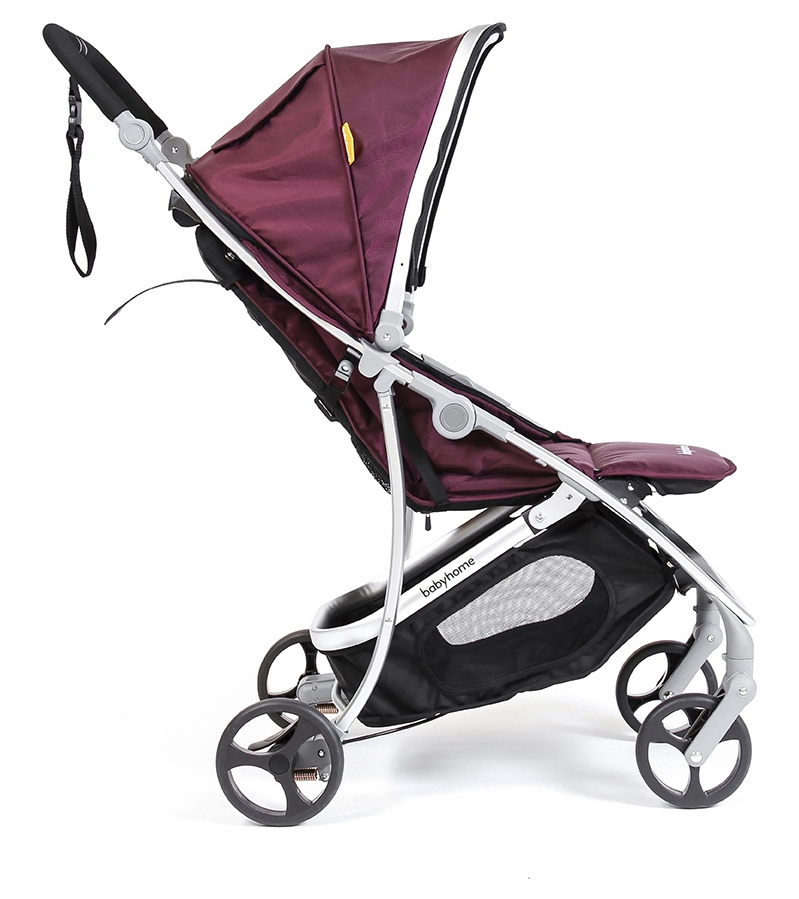 babyhome vida stroller purple. Black Bedroom Furniture Sets. Home Design Ideas