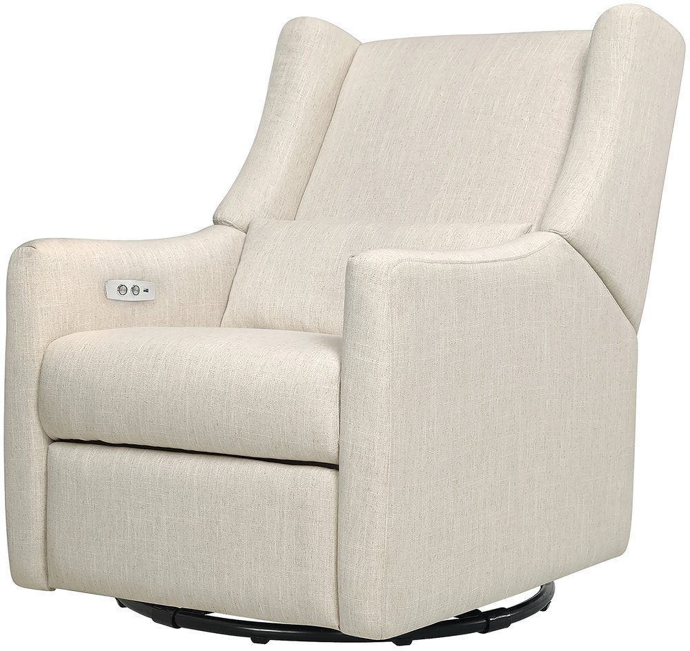 Babyletto Hayden Glider Recliner with Electronic Control ...