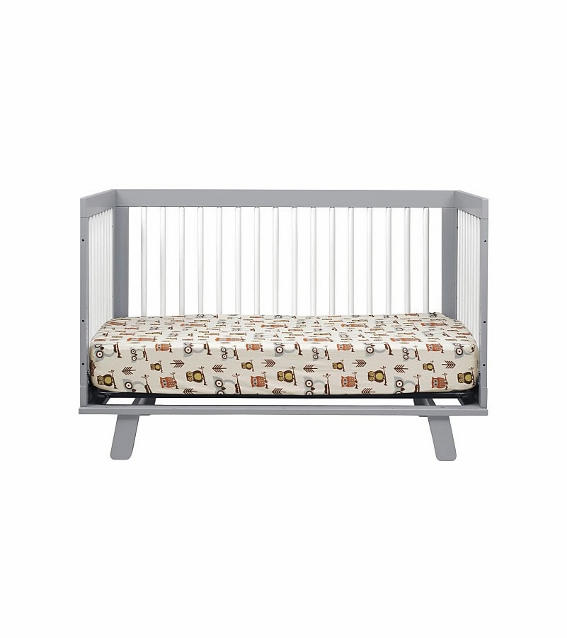 Babyletto Hudson 3 In 1 Convertible Crib With Toddler Bed
