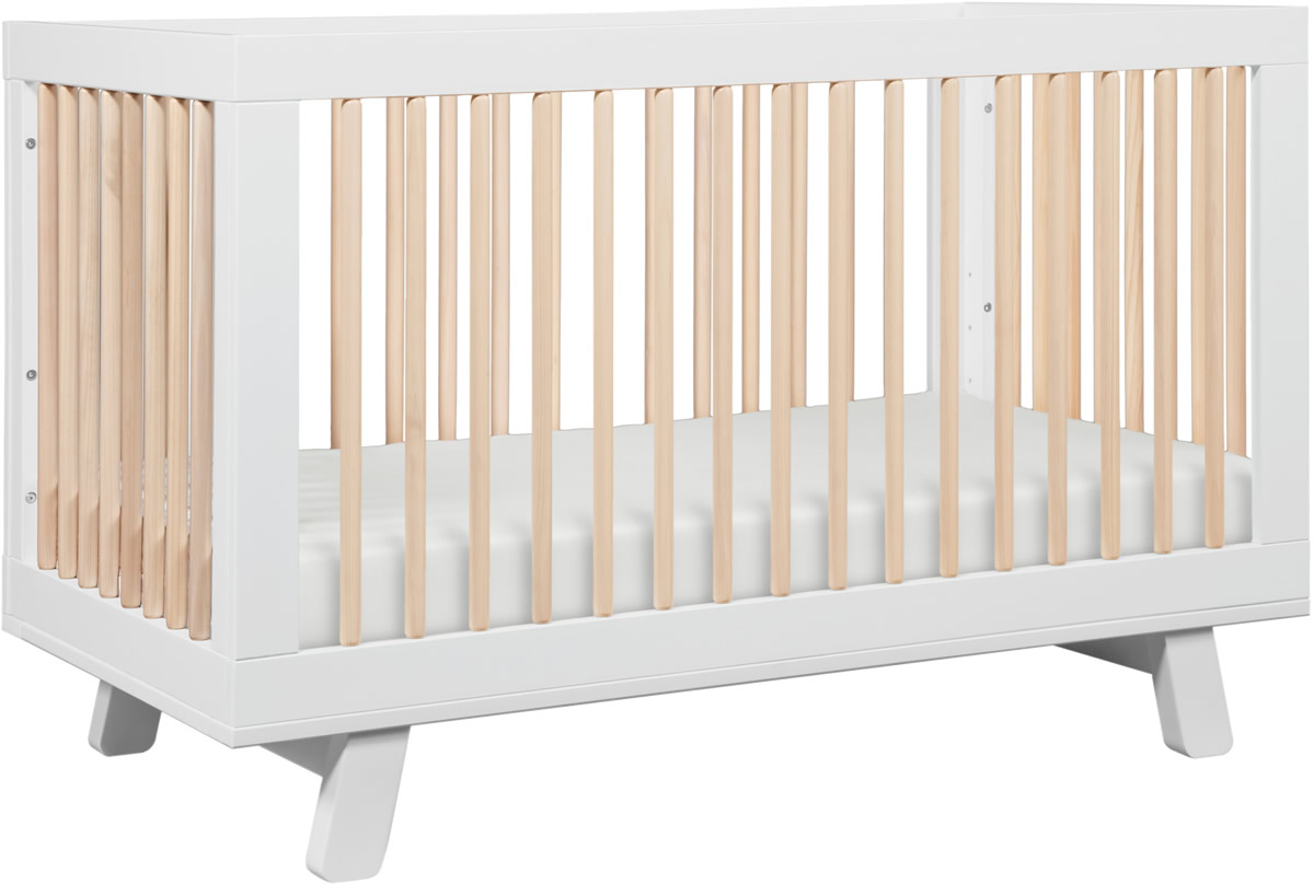 furniture los convertible modo product kids babyletto gray angeles crib in