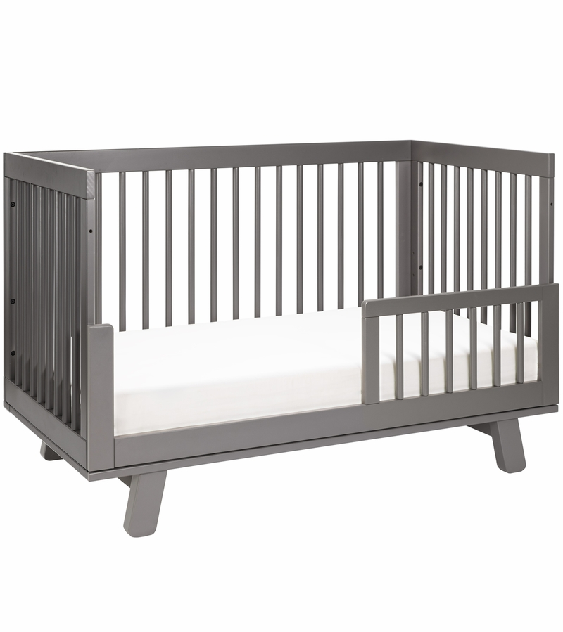 babyletto w convertible crib home toddler hudson cribs product garden in kit conversion bed
