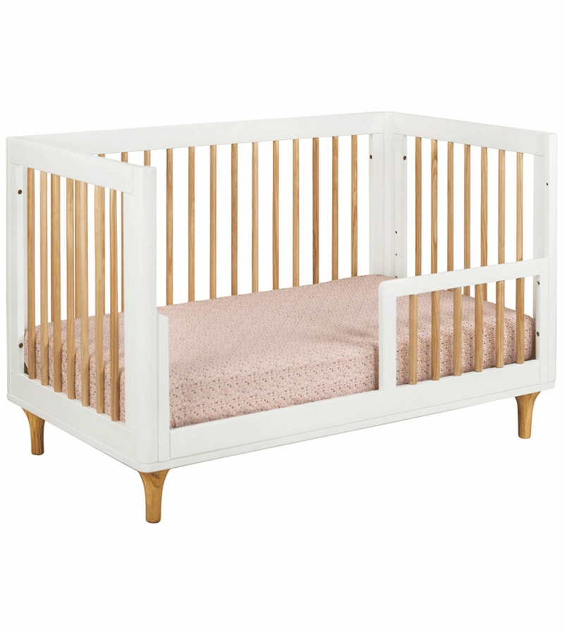 Babyletto Lolly 3 In 1 Convertible Crib With To