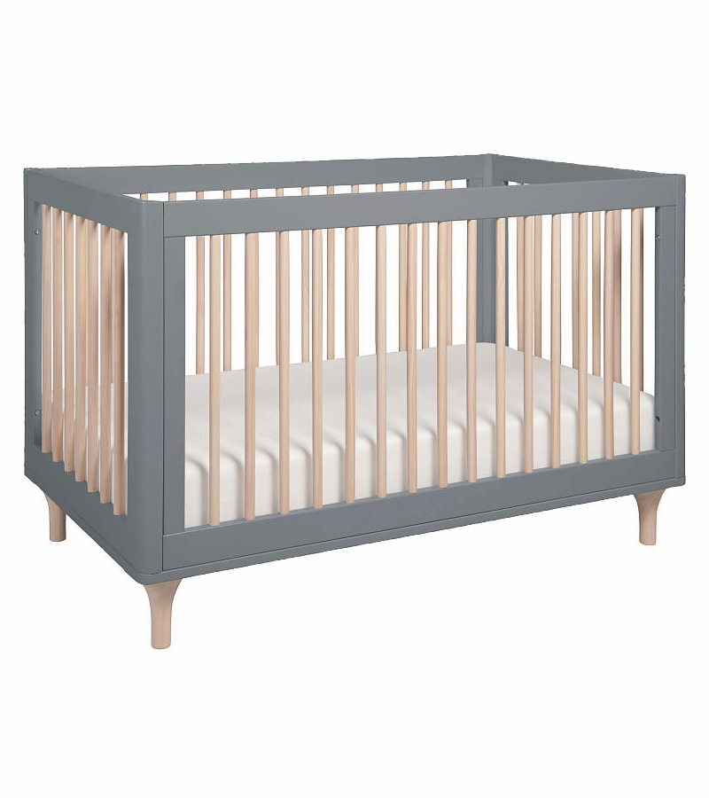 Babyletto Lolly 3-In-1 Convertible Crib with Toddler Bed ...