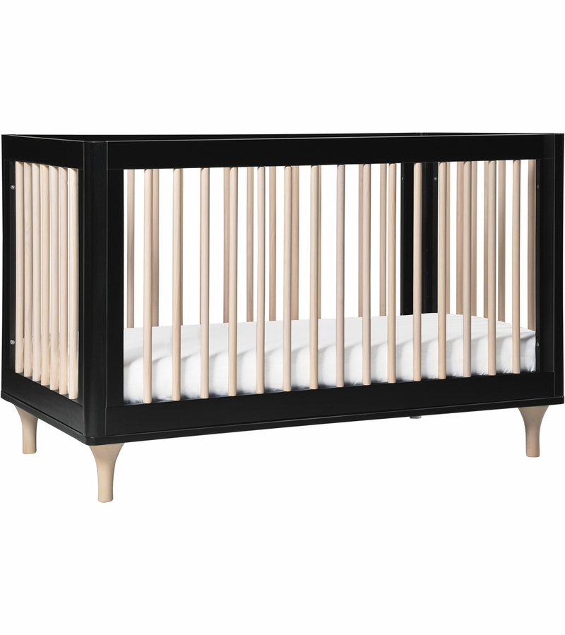 Crib Toddler Bed Prev Grow With Me Convertible