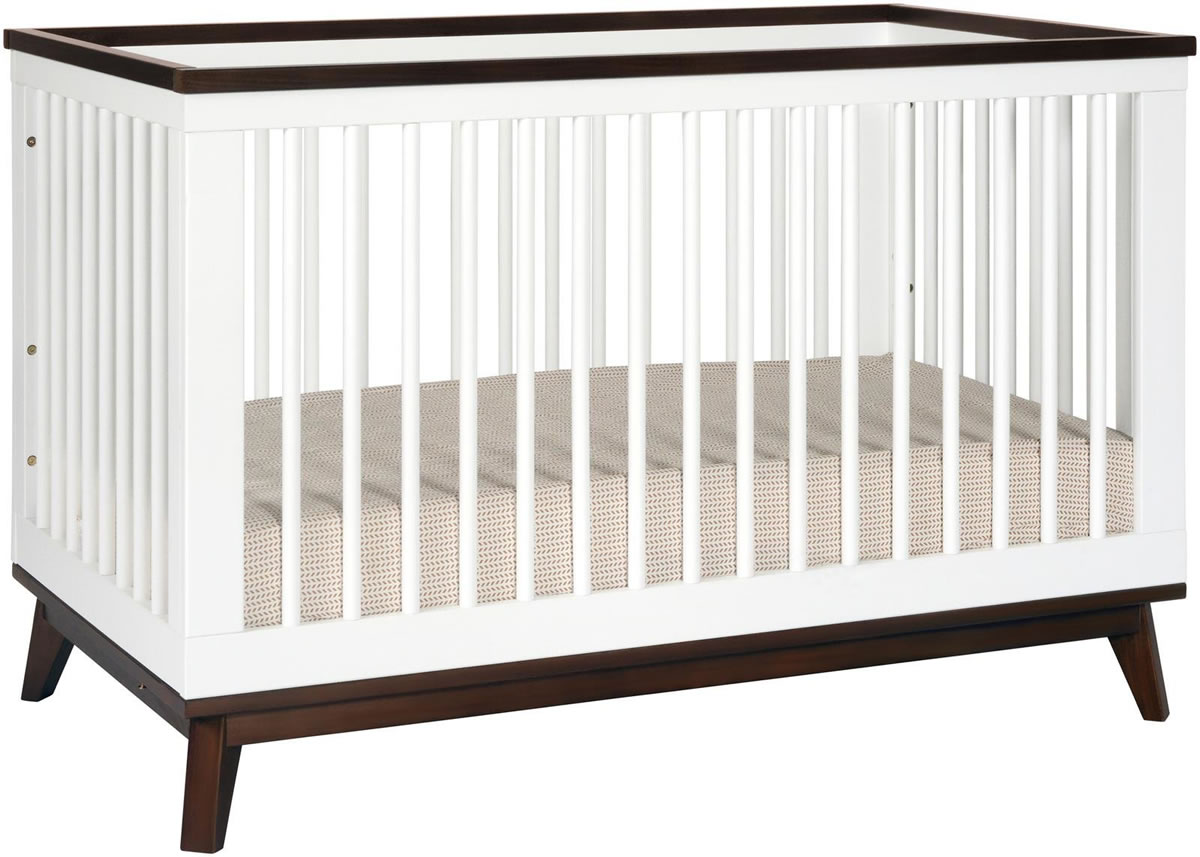 Babyletto Scoot 3-in-1 Convertible Crib With Toddler Bed ...