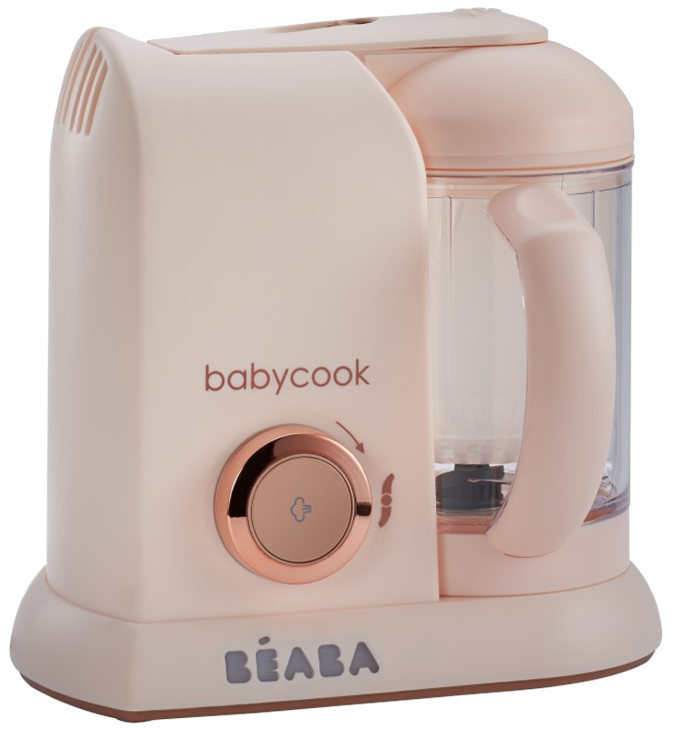 Beaba Babycook Limited Edition Baby Food Blender - Rose Gold