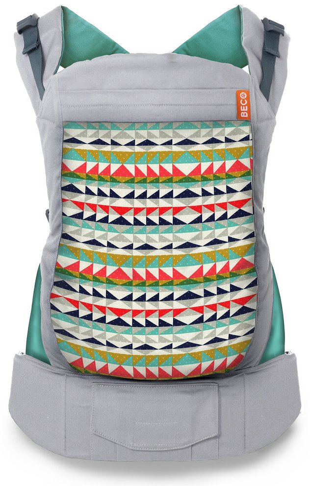 Beco Baby Toddler Carrier - Abacus 2