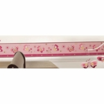 Bedtime Originals Pink Butterfly Wallpaper Border