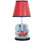 Bedtime Originals Treasure Island Lamp with Shade