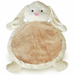 Bestever Baby Mat in Cream Bunny