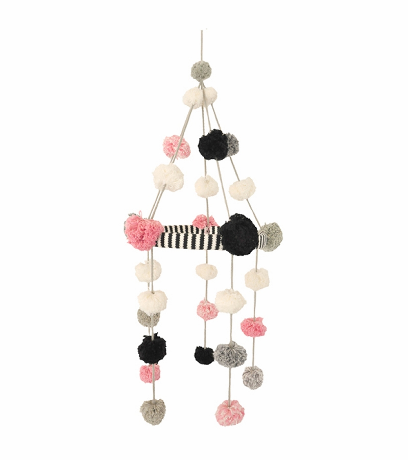 Pom Pom Arts And Crafts For Tops