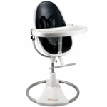 Bloom Fresco High Chair in Midnight Black