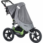 BOB 2016 Ironman & Sport Utility Single Stroller Sun Shield