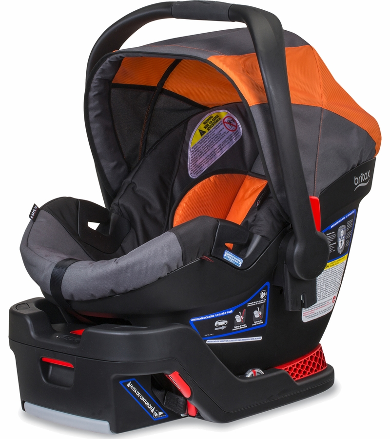 bob b safe 35 infant car seat canyon. Black Bedroom Furniture Sets. Home Design Ideas