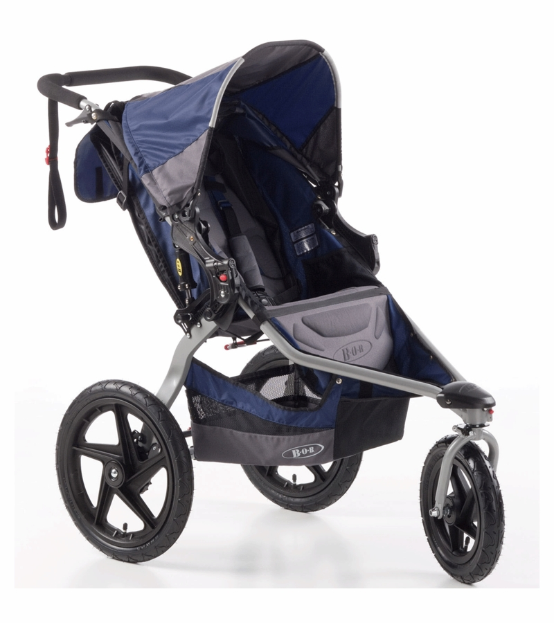bob revolution se single stroller navy. Black Bedroom Furniture Sets. Home Design Ideas