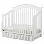 Bonavita Easton Lifestyle Guard Rail in Classic White