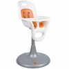 Boon Flair Pedestal Highchair With Pneumatic Lift Blue