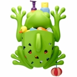 Boon Frog Pod Bath Toy Scoop, Drain and Storage -  401