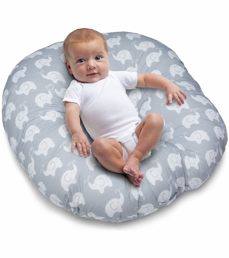 Boppy Newborn Lounger Elephant Love