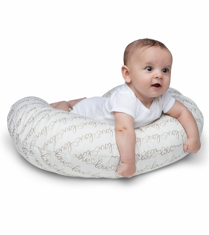 how to use nursing pillow for breastfeeding