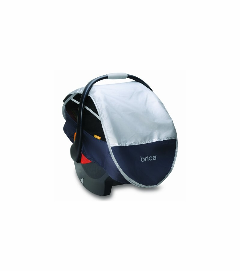 Item # 69000  sc 1 st  Albee Baby & Brica Infant Comfort Canopy Car Seat Cover