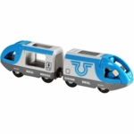 Brio Travel Battery Train Set