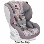 Britax Advocate Click Tight Convertible Car Seat Cover Set - Limelight