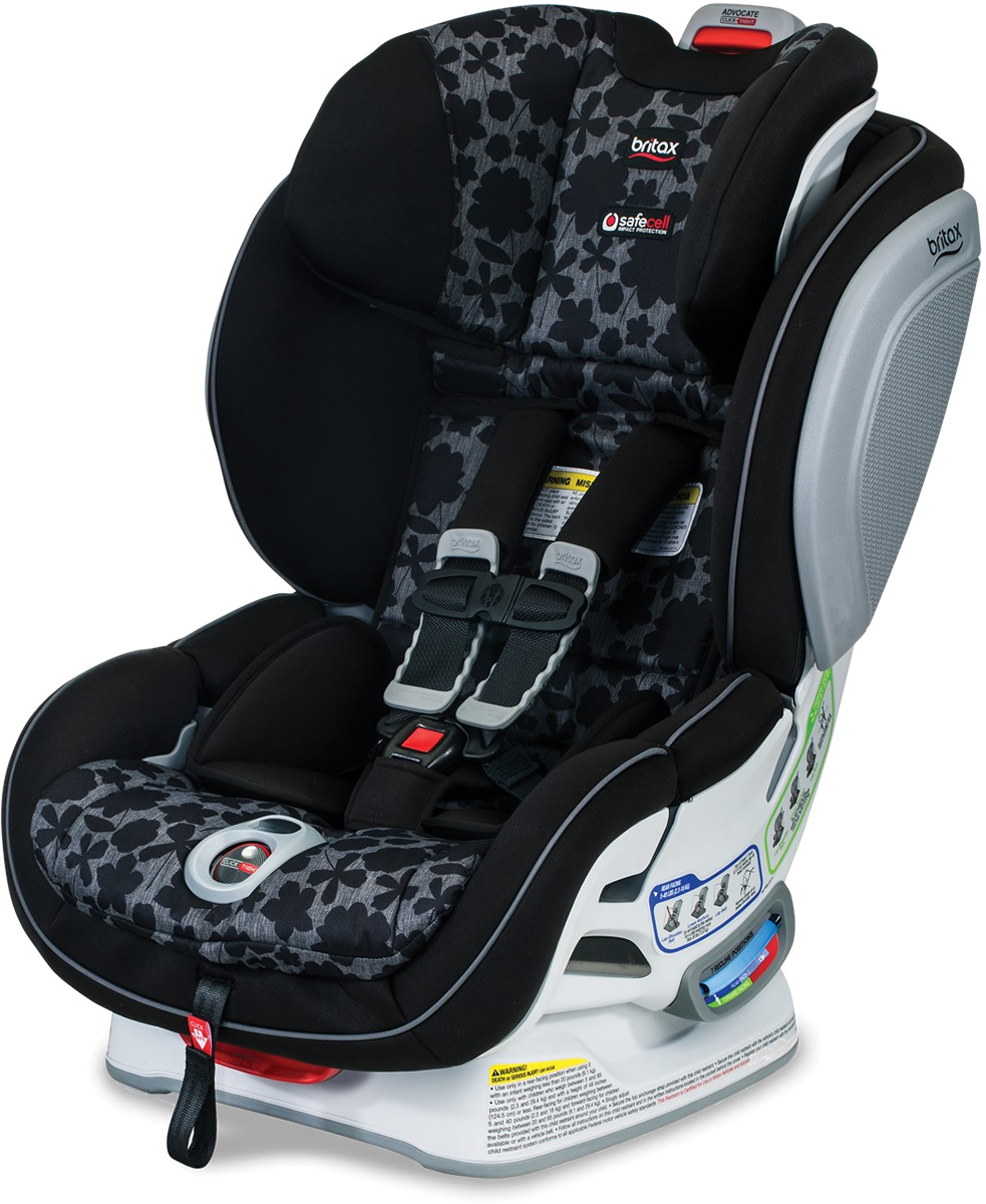Britax Advocate ClickTight Convertible Car Seat - Kate