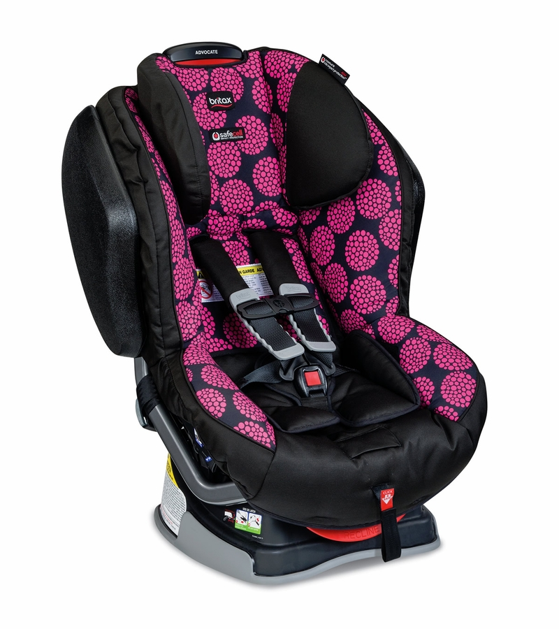 Britax Advocate Convertible Car Seat Reviews