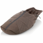 Britax Affinity Cozy Toes - Fossil Brown