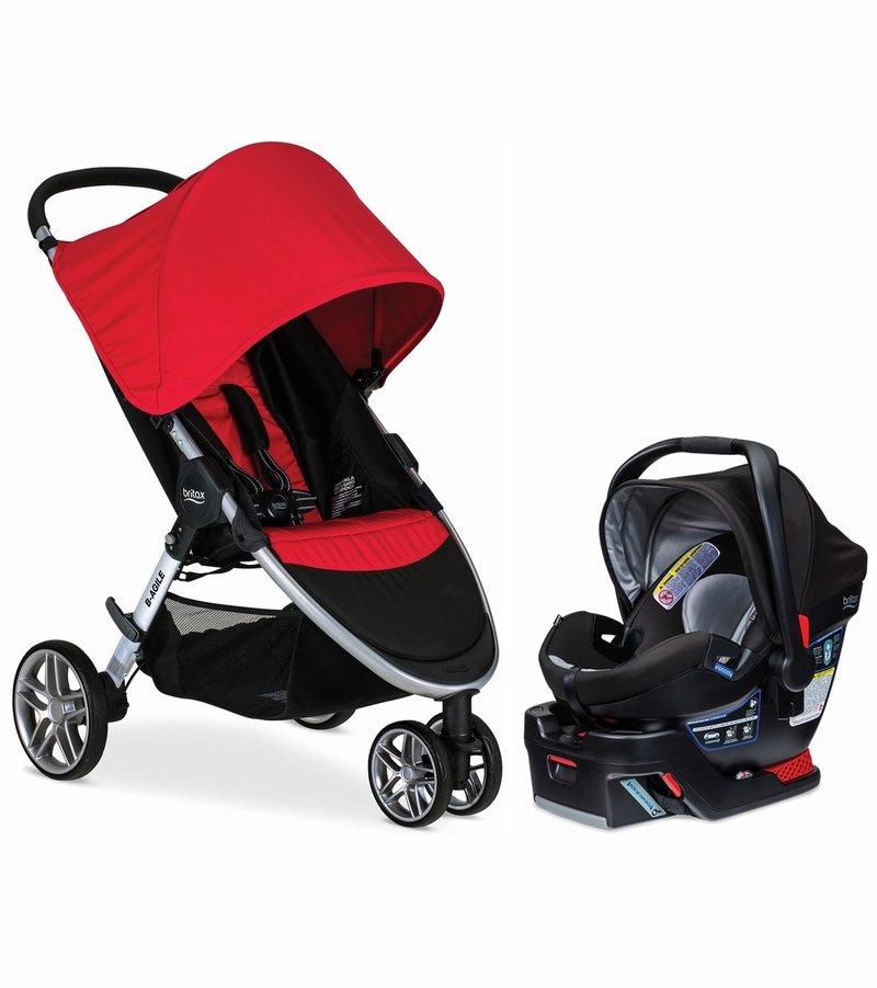 B Agile  B Safe  Elite Travel System