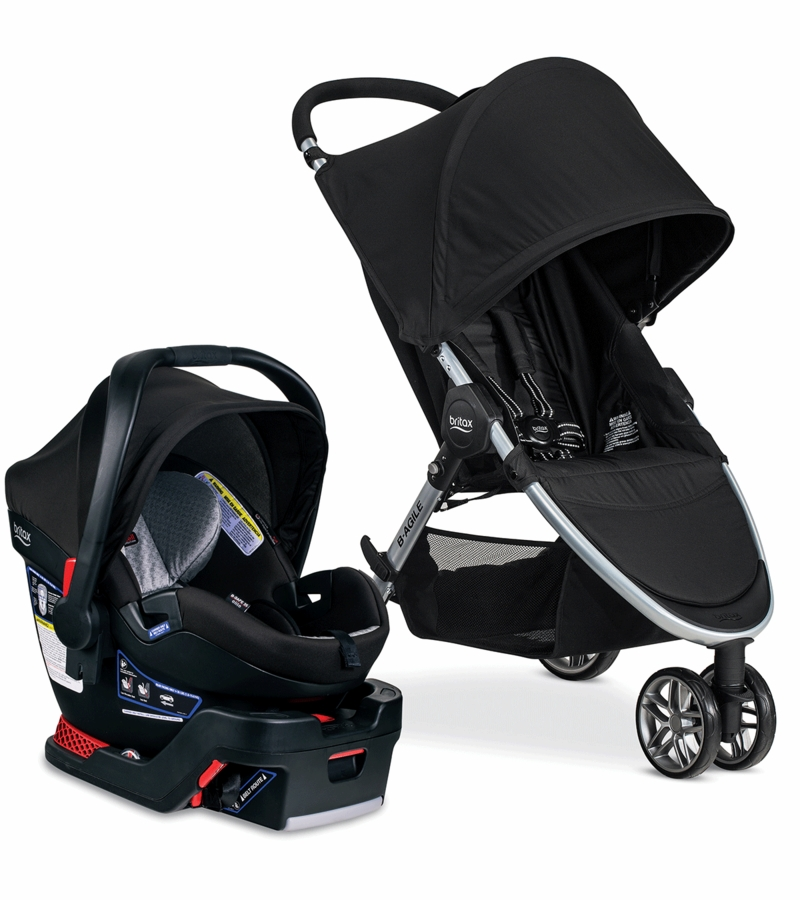 Britax Car Seat Adapter For Baby Trend Stroller
