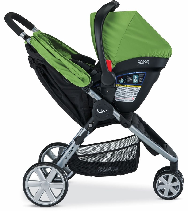 Britax B Agile And B Safe Travel System Manual