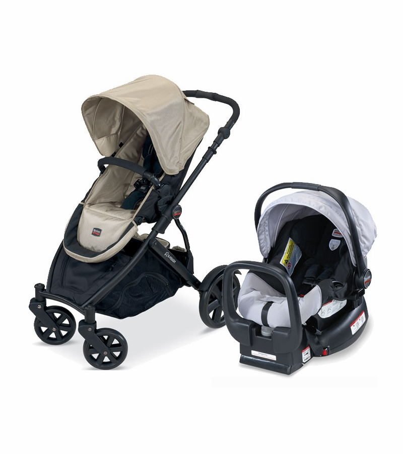 britax b ready chaperone travel system twilight. Black Bedroom Furniture Sets. Home Design Ideas