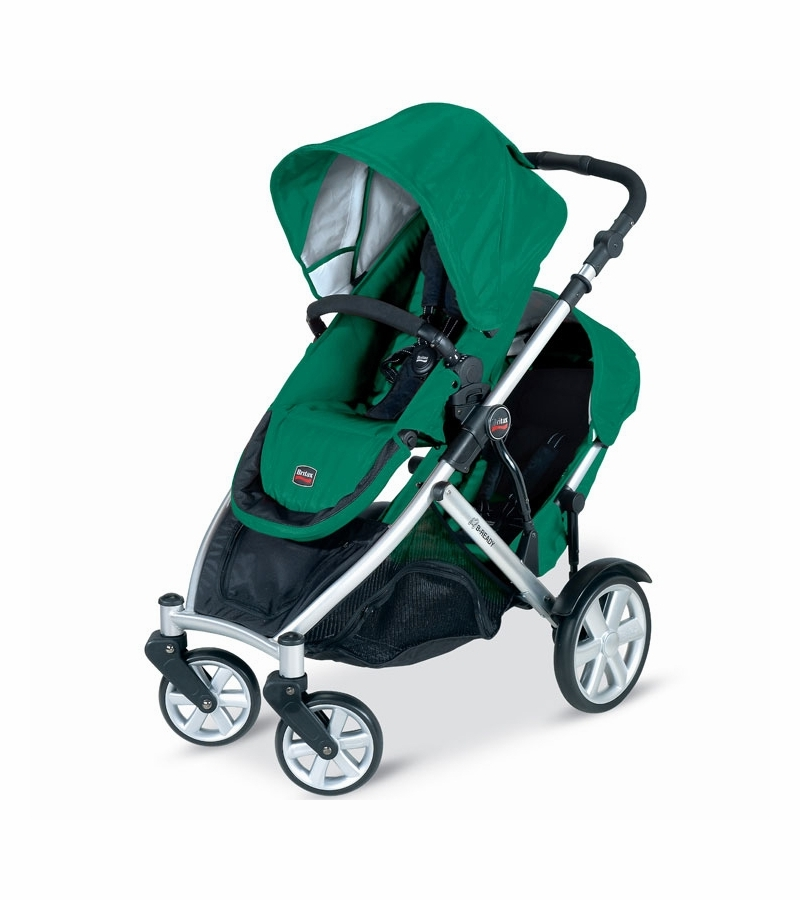 sc 1 st  Albee Baby & Britax B-Ready Stroller and 2nd Seat In Green