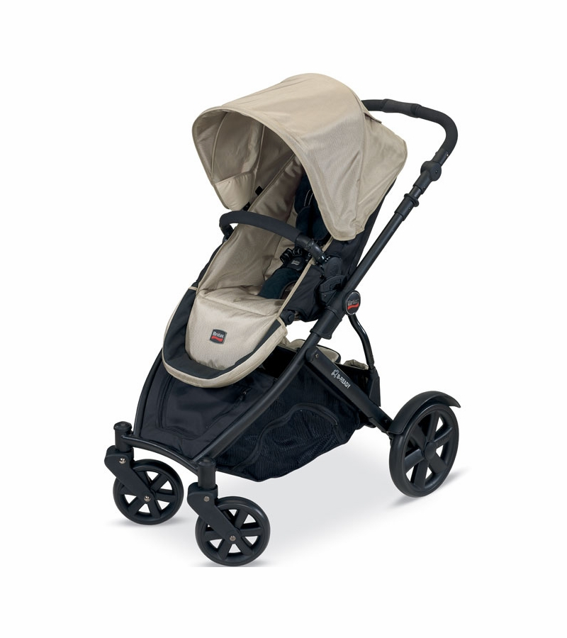 britax b ready stroller in twilight. Black Bedroom Furniture Sets. Home Design Ideas