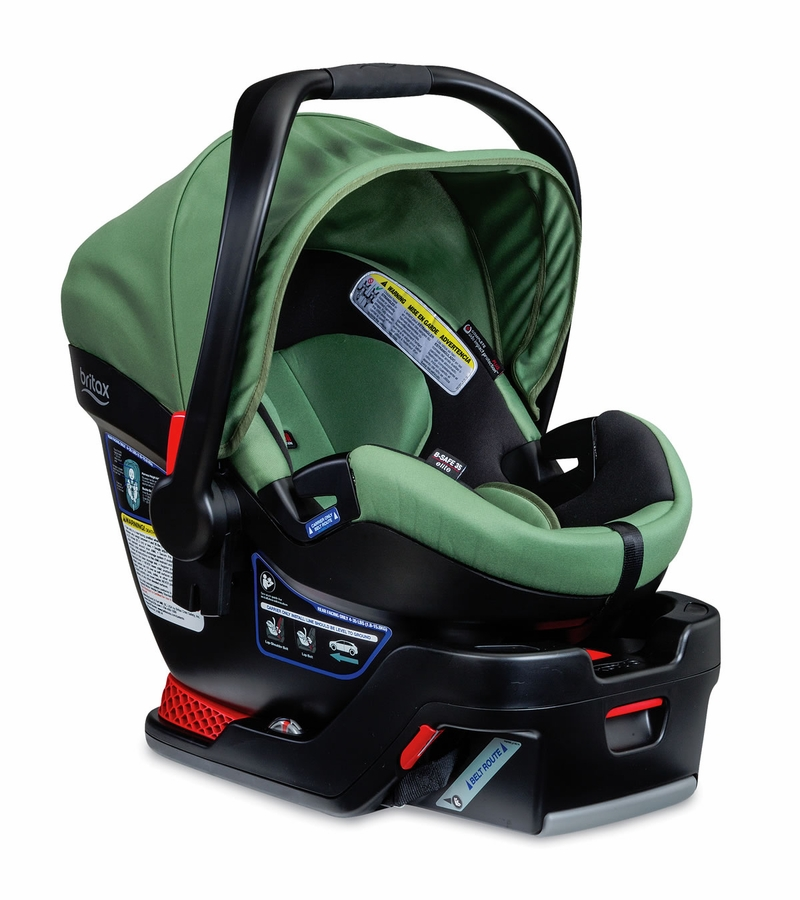 britax b safe 35 elite infant car seat cactus green. Black Bedroom Furniture Sets. Home Design Ideas