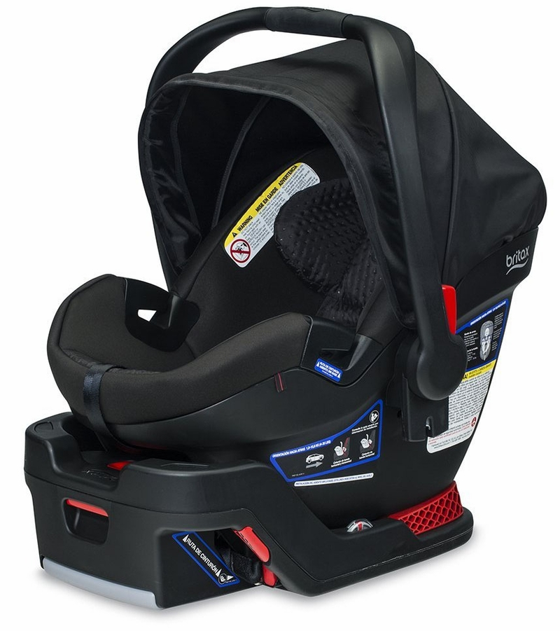 britax b safe 35 elite infant car seat midnight. Black Bedroom Furniture Sets. Home Design Ideas