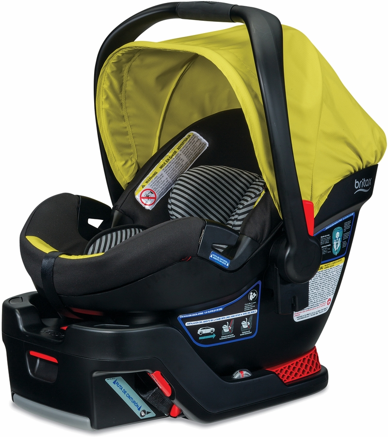 britax b safe 35 elite infant car seat limeade. Black Bedroom Furniture Sets. Home Design Ideas