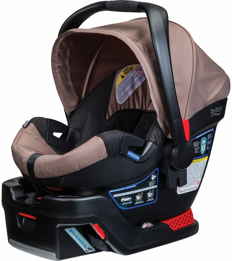 britax b safe 35 xe infant car seat sandstone. Black Bedroom Furniture Sets. Home Design Ideas