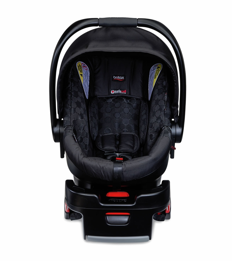 britax b safe 35 infant car seat black. Black Bedroom Furniture Sets. Home Design Ideas