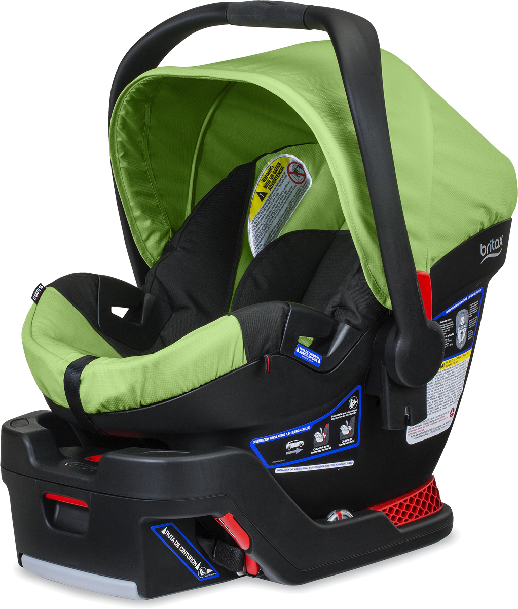 Britax B-Safe 35 Infant Car Seat - Meadow